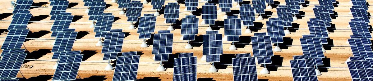 Solceller - grøn energi er godt for miljøet