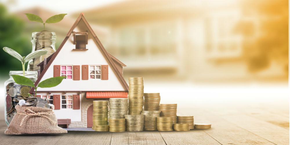 Penge hus og bil