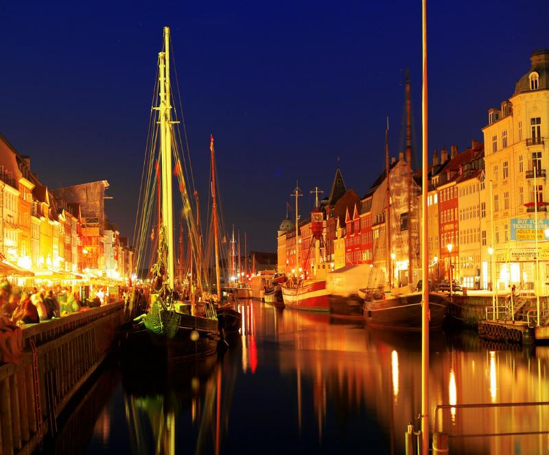 Efterår i København