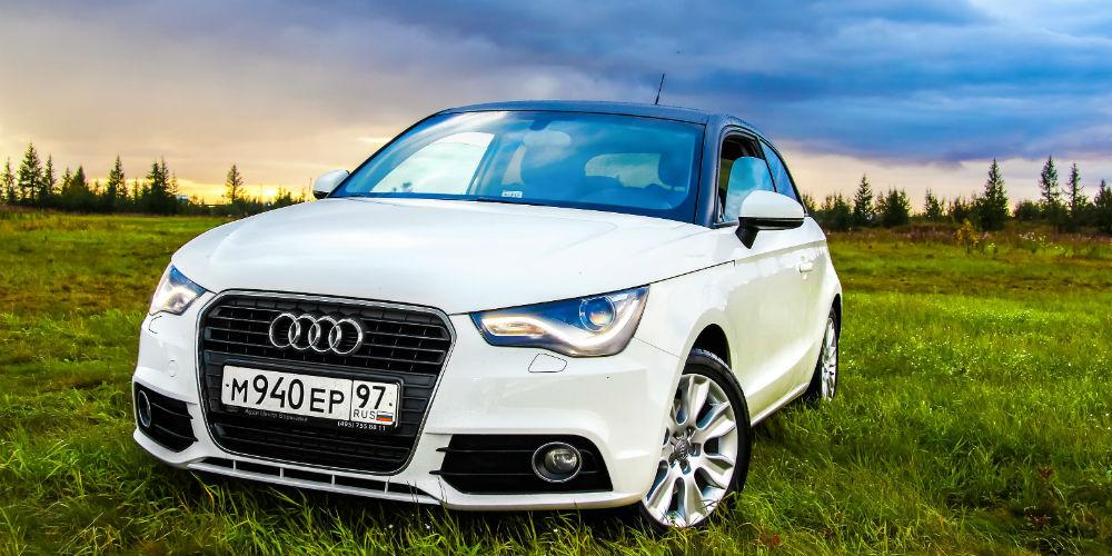 Privatlease en Audi og opnå mange goder